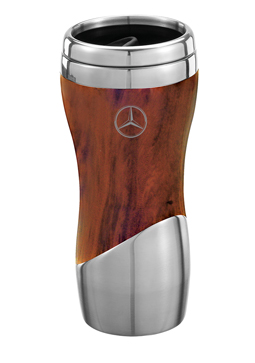 Double Wall Stainless Steel Wood Grain Tumbler