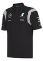 Men's Mercedes-AMG Petronas Cotton Team Polo