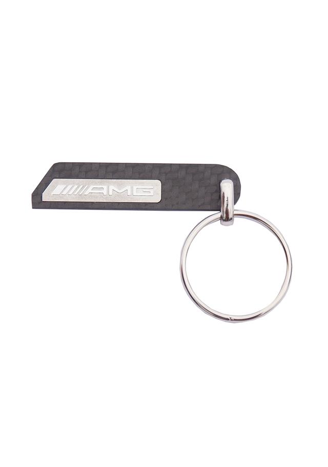 AMG Carbon Fiber Key Ring