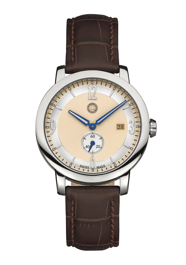 Men's Classic Steel Watch