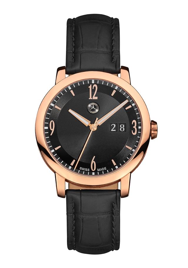 Men's Classic Gold Watch