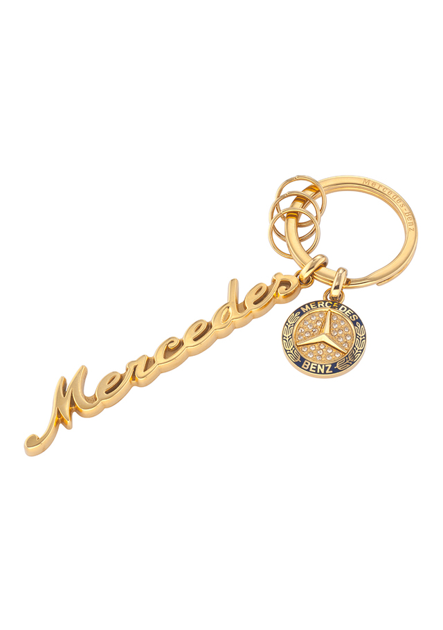 Ladies' Classic Mercedes Key Ring