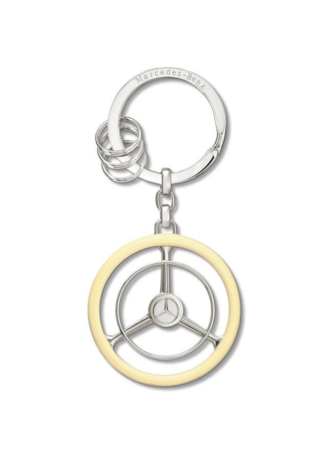 Classic Steering Wheel Key Ring