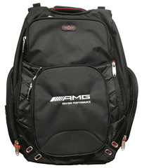 "Mercedes-Benz AMG Driving Performance TSA 17"" Computer Backpack"