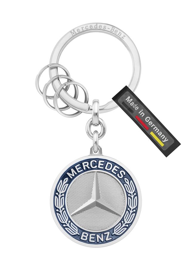Classic Stuttgart Key Ring