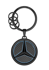 Luminous Star Key Ring - Black Edition