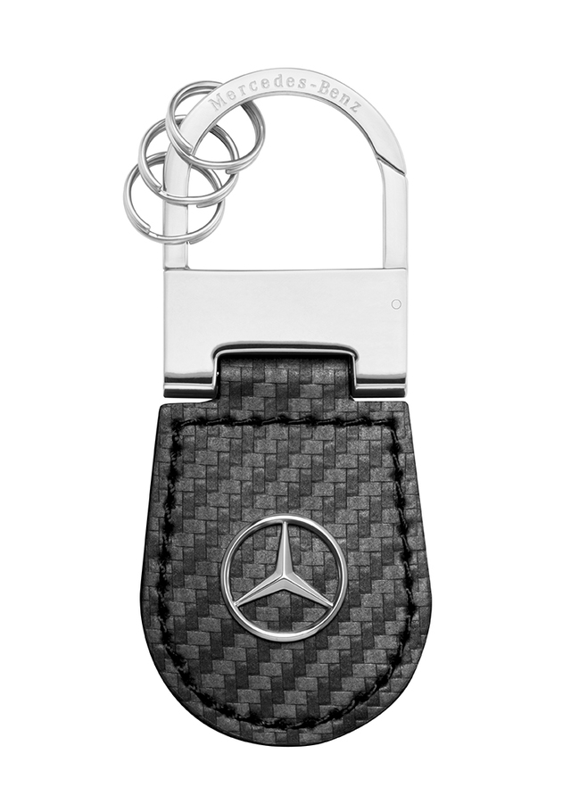 Carbon Fiber Key Ring