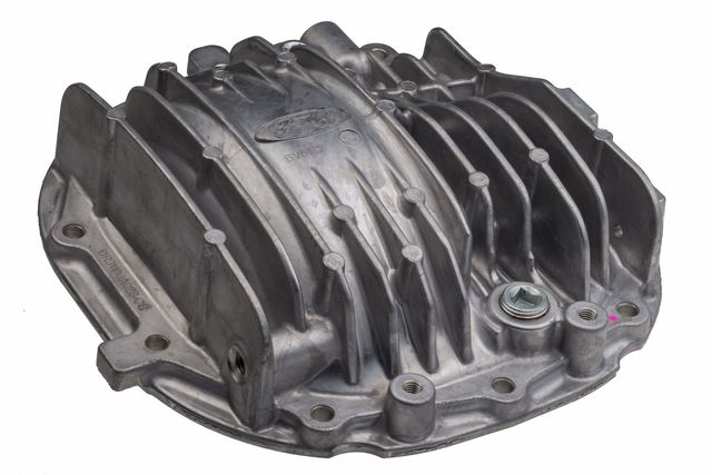 """85-2014 Ford Mustang GT500 Rear 8.8"""" Axle Differential Cover Aluminum Finned OEM"""
