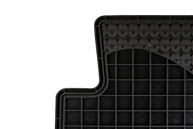 2004-2011 Mazda RX-8 All Weather Floor Mats Set of 4 Front & Rear GENUINE OEM