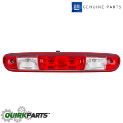 OEM NEW High Mount 3rd Brake Light & Cargo Lamp 07-14 Silverado Sierra 25890530