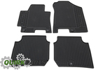 2013-2014 Kia Forte Front/Rear Rubber Floor Mats OEM BRAND NEW Part #A7013-ADU00