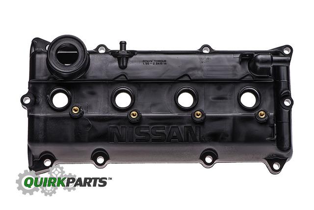 2002 2006 nissan altima 2 5l 4 cylinder engine valve cover oem new genuine nissan 13264 3z001. Black Bedroom Furniture Sets. Home Design Ideas