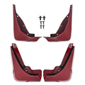 Chevy Camaro Front & Rear Molded Splash Guards OEM NEW Genuine