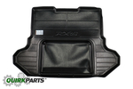2004-2012 MAZDA RX8 Cargo Tray Black Plastic GENUINE OEM BRAND NEW