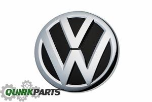 2016-2017 VW Volkswagen Passat & 2015-2016 Jetta Front Grille Emblem 3G0853601BDPJ