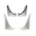 Chevy Camaro Molded White Splash Guards OEM NEW Genuine