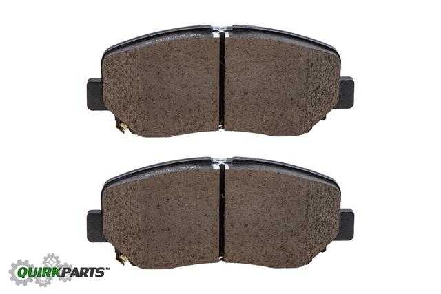 Brake Pads - Mazda (K0Y1-33-28ZA)