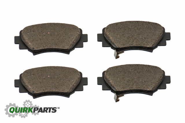 Brake Pads - Mazda (B4Y0-26-48ZB)