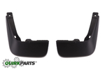 2014 Mazda3 4 Door) Rear Splash Guards Genuine OEM NEW Part # BHN1-V3-460