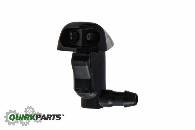 2004-2011 Mazda RX-8 Windshield Washer Nozzle Left OEM NEW FE01-67-510