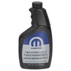 NEW VW VOLKSWAGEN ROUTAN JEEP DODGE CHRYSLER 1 PINT POWER STEERING FLUID + 4