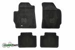 2006-2010 Mazda Tribute Floor Mats All Weather Black Rubber OEM NEW