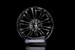 "MK3 FOCUS RS WHEEL 19"" X 8"" - GLOSS BLACK"