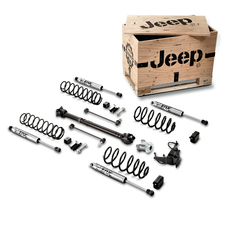 "2"" Lift Kit for 2017-2012 Jeep Wrangler 2 Door"