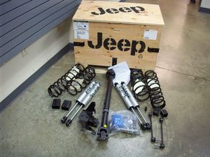 "2"" Lift Kit for 2017-2012 Jeep Wrangler 4 Door"