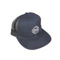 Navy Mesh Nissan Hat