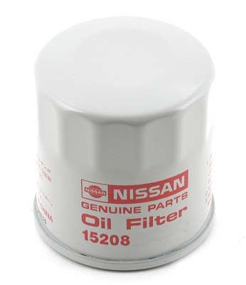 Genuine Nissan Parts 15208-65F0C Oil Filter