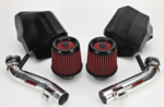 2009-2017 Nissan 370Z Generation 2 Long Tube Dual Intake Kit With Dry Filter