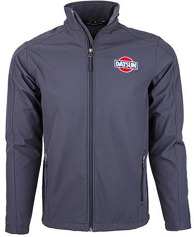 Datsun Soft Shell Jacket Gray