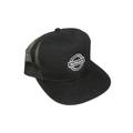 Black Mesh Nissan Hat