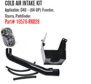 Frontier Cold Air Intake 05' - 18'