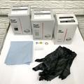 TITAN XD 5.0L DIESEL FUEL & ENGINE FILTER KIT 1 (Incl. towel, gloves, & oil change sticker)
