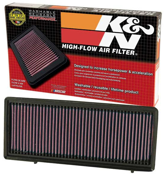 K&N Hi-Flow Air Filter