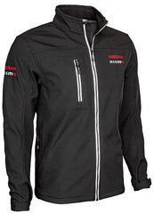 NISMO Men's Softshell Jacket Black