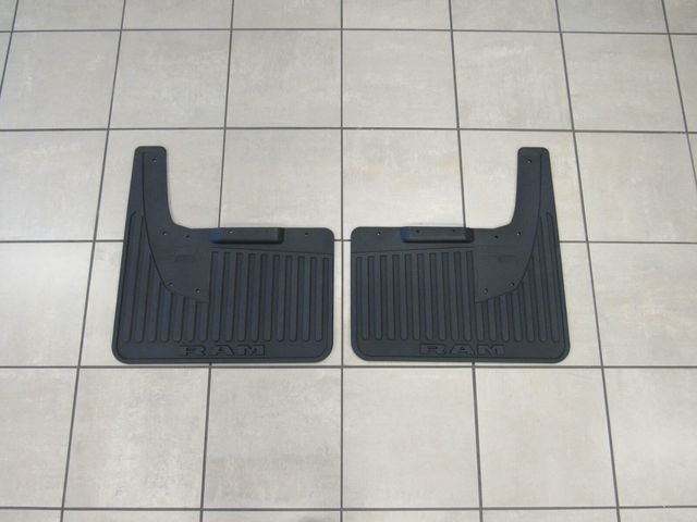 Splash Guards-Rubber Rear Dually w/o flares