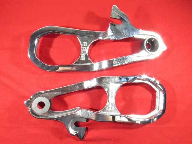 Hook Kit Chrome-Tow -Front