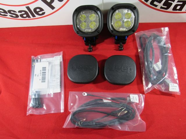 Lamp Kit-Fog/Driving Lamp