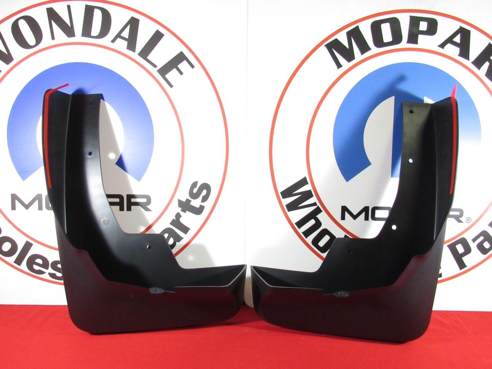 Guard-Splash Molded Front WITH fender flares 2019 Ram
