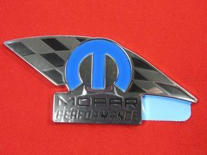 Emblems And Badges - Mopar Performance