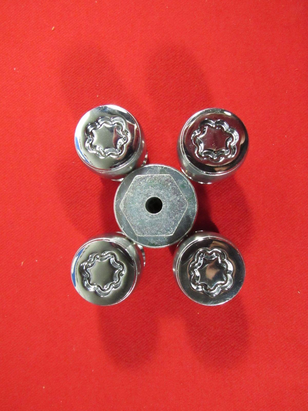 Wheel Lock Kit