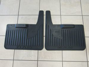 Splash Guards-Rubber Rear Dually w/flares