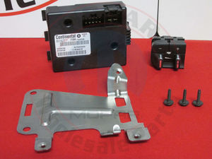 Integrated Trailer Brake Module