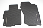 Genuine Mitsubishi Lancer all weather rubber floor mats