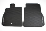 Eclipse Rubber Floor Mats, All Weather