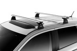 full size Outlander Roof Rack Kit, For Vehicles WITH ROOF ACCOMMODATION ,  DOES NOT APPLY TO VEHICLES WITH FRONT TO BACK RAILS