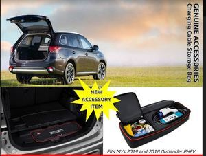 GENUINE MITSUBISHI PHEV ROADSIDE EMERGENCY KIT AOE19CO01